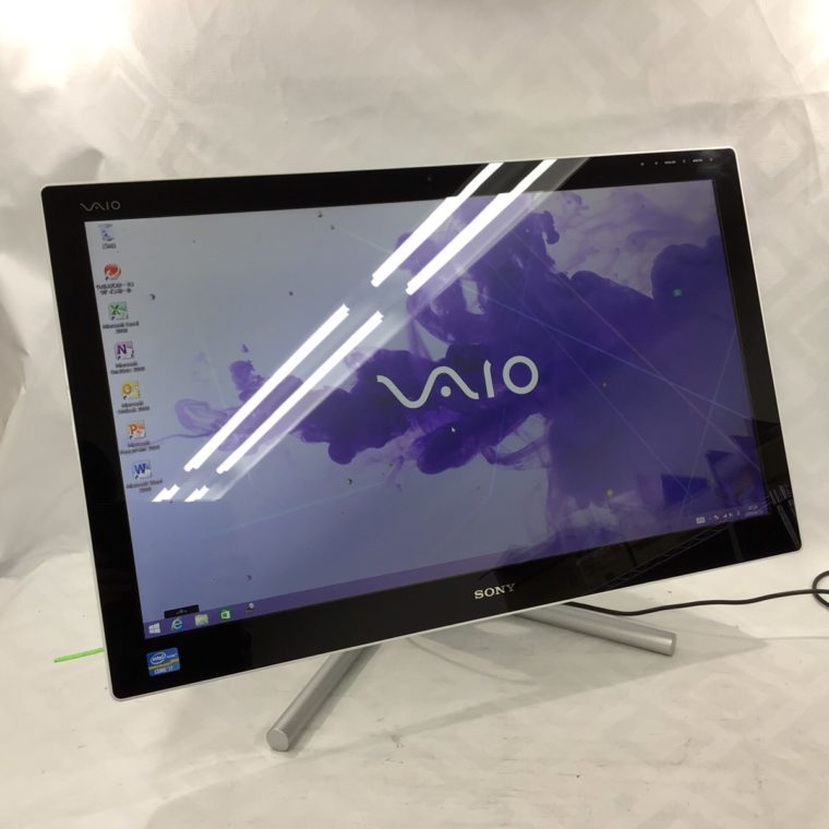 SONY VAIO SVL241A11N(中古一体型デスクトップパソコン)写真
