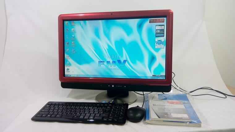 FMV-DESKPOWER F/G70T FMVFG70TR(中古デスクトップ液晶一体型)写真