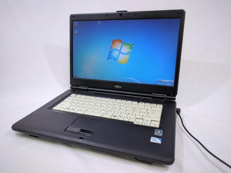 FMV-A8280 FMVNA9FC(中古ノートパソコン)写真