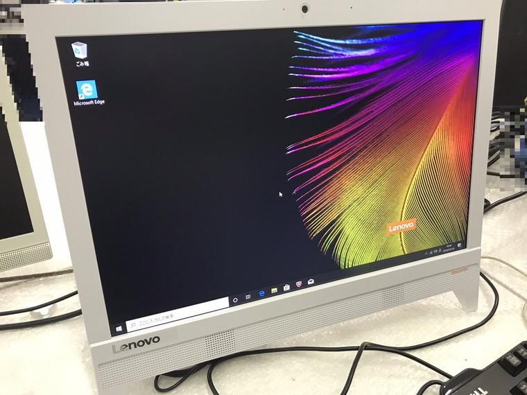 ソフト関連トラブル/レノボ Windowsのイメージ