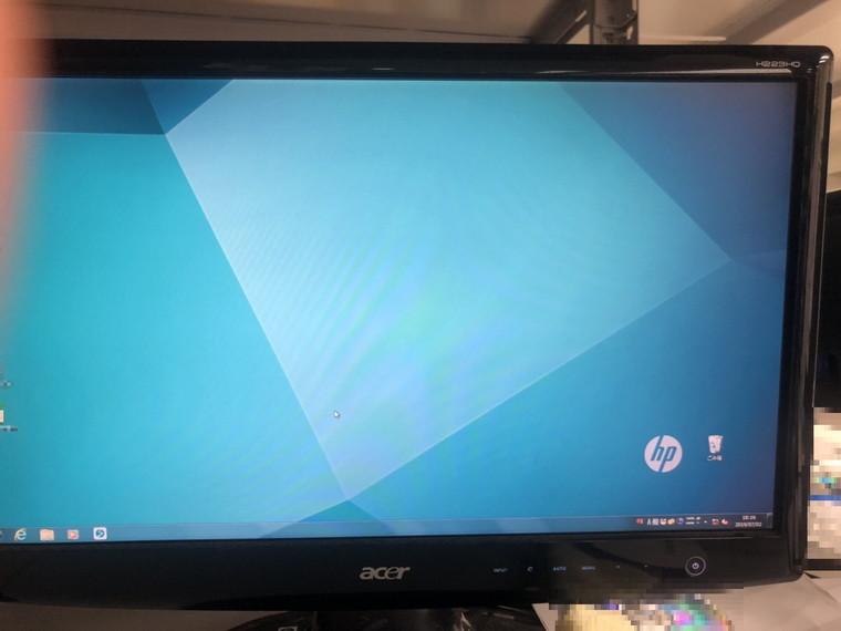 デスクトップパソコンが正常に起動しない/HP(ヒューレット・パッカード) Windows 7のイメージ