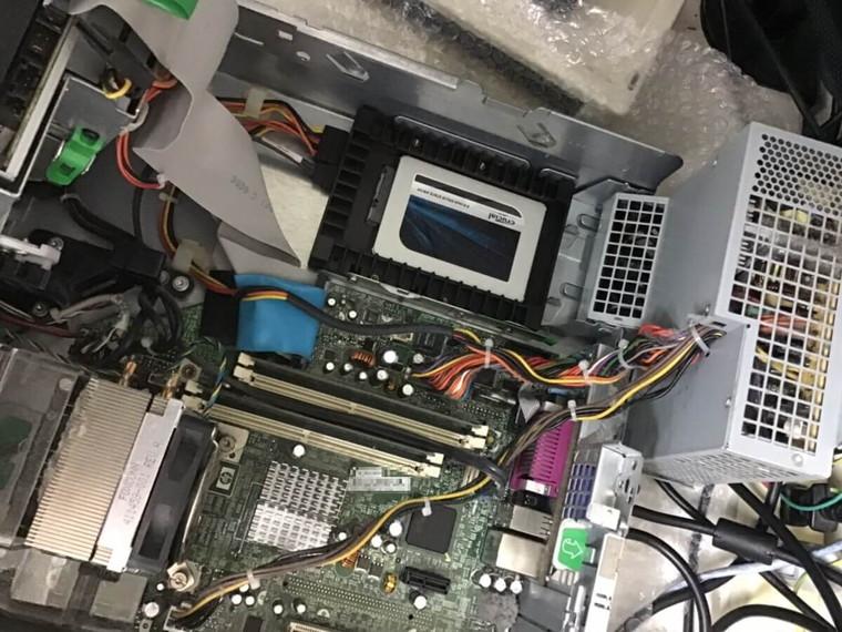 デスクトップパソコンが正常に起動しない/HP(ヒューレット・パッカード) Windows 10のイメージ