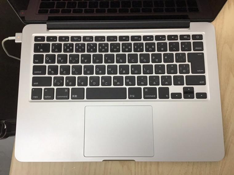 ノートパソコンの電源が入らない/Apple macOS High Sierraのイメージ