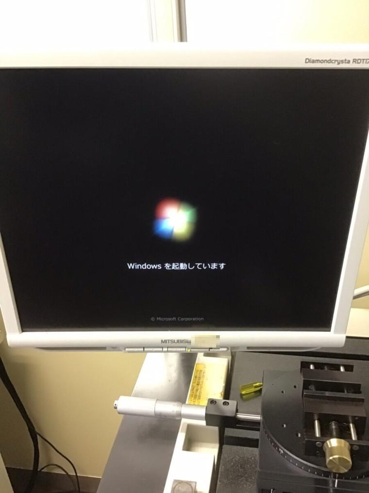 デスクトップパソコンが起動しない/HP(ヒューレット・パッカード) Windows 7のイメージ