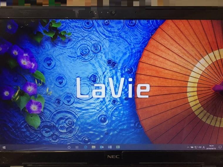 ノートパソコンのマウスが動かない/NEC Windows 10のイメージ