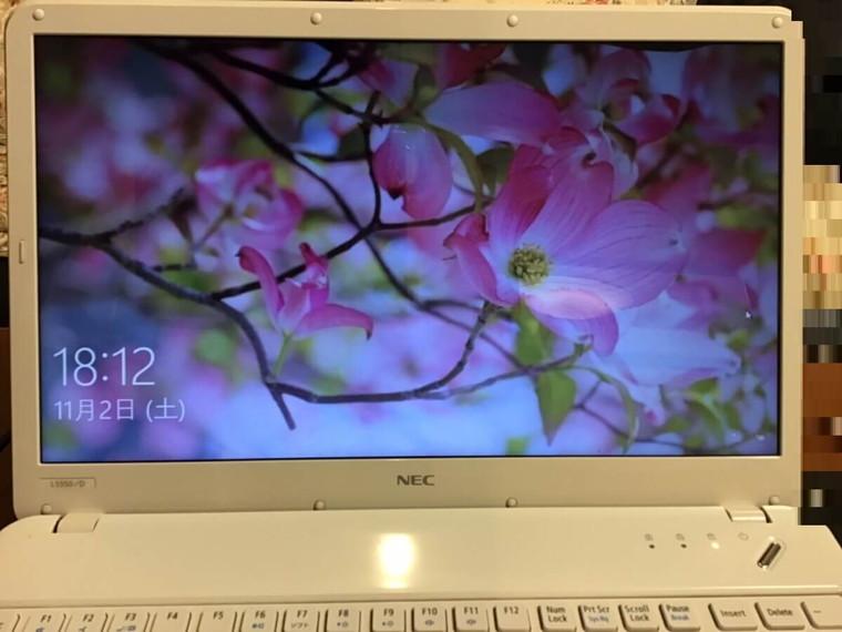 パソコンが起動しない/NEC Windows 10のイメージ