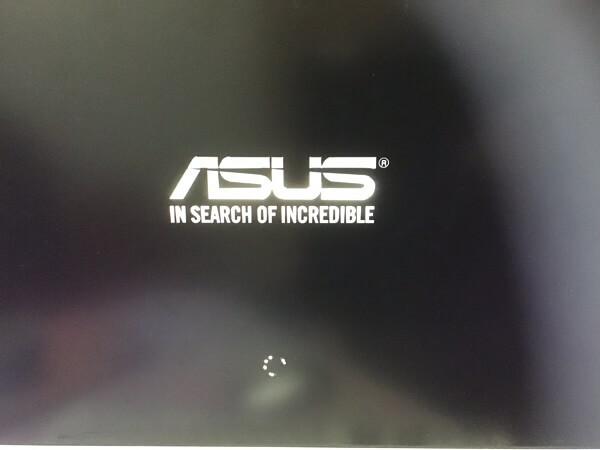 デスクトップパソコンが起動しない/ASUS Windows 10のイメージ