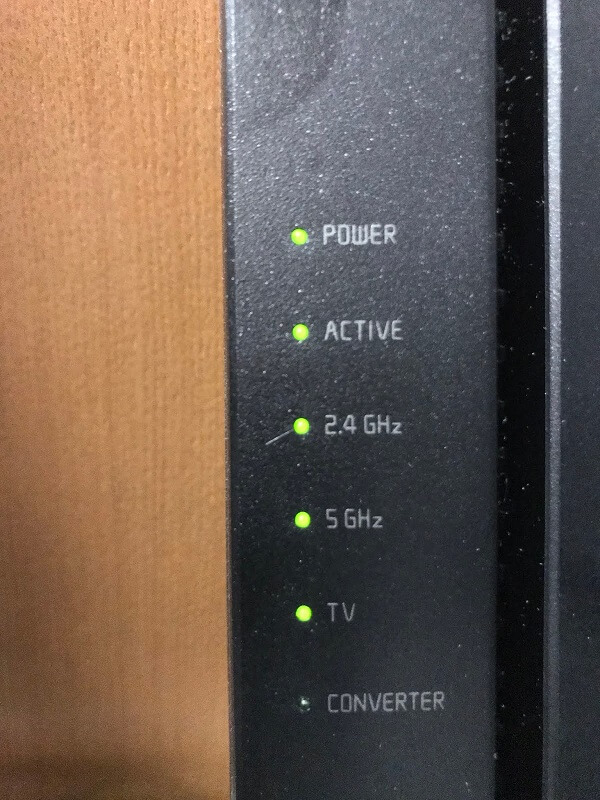 デスクトップパソコンでインターネットが接続できない/自作PC(BTO) Windows 10のイメージ