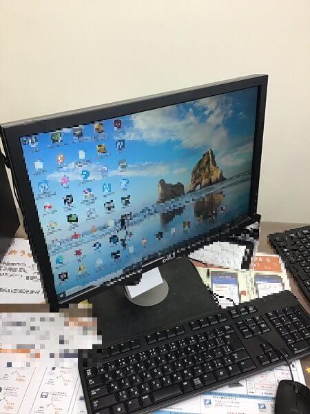 デスクトップパソコンが起動しない/自作PC(BTO) Windows 10のイメージ