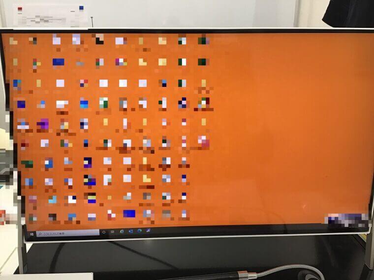 デスクトップパソコンの動作が遅い/富士通 Windows 10のイメージ