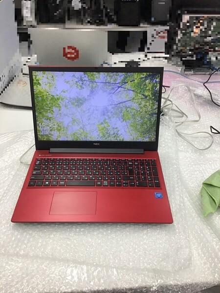 ノートパソコンの動作が遅い/NEC Windows 10のイメージ