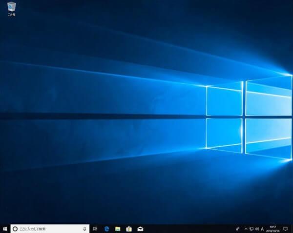 デスクトップパソコンにサインインができない/ソニー(VAIO) Windows 10のイメージ