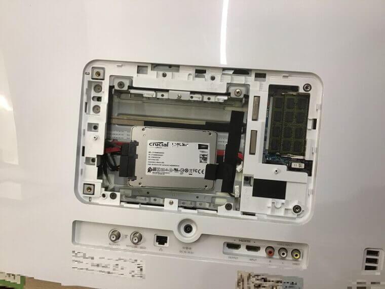 デスクトップパソコンが再起動を繰り返す/ソニー(VAIO) Windows 10のイメージ